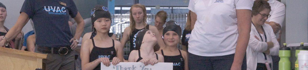 30 Years As Swim Meet Director, Thank You Mary Gentry!