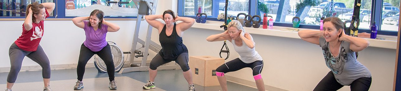 Esther: How a Health Club Really Did Change a Life